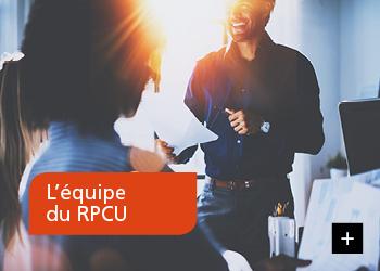 L'équipe du RPCU