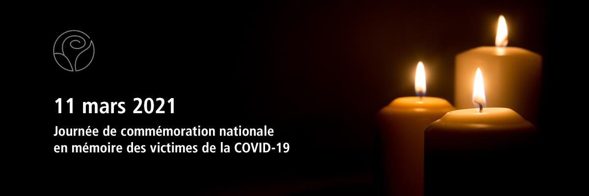 Covid-19 – Journée de commémoration nationale au Québec : La majorité des victimes étaient des personnes très vulnérables et sans défense, rappelle le RPCU