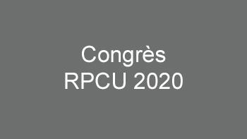 Congrès RPCU 2020