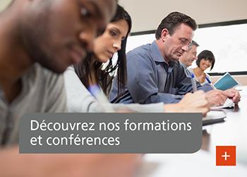 Découvrez nos formations et conférences