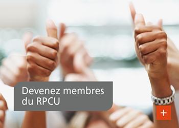 Devenez membres du RPCU