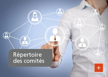 Répertoire des comités des usagers et de résidents du Québec