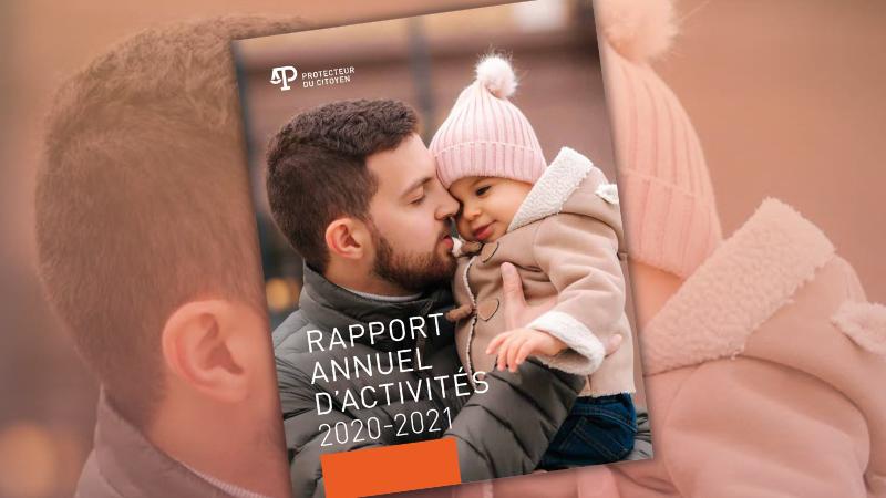 Rapport Annuel du Protecteur du Citoyen