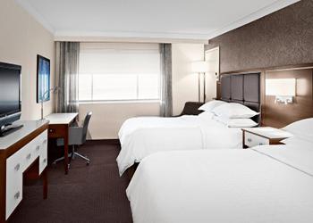 Réservations des chambres au Sheraton Laval pour le congrès de 2021
