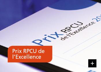 Prix RPCU de l'Excellence