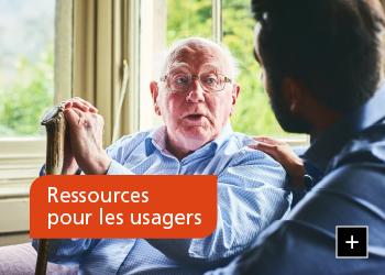 Ressources pour les usagers