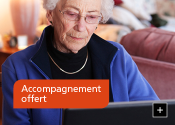 Accompagnement offert