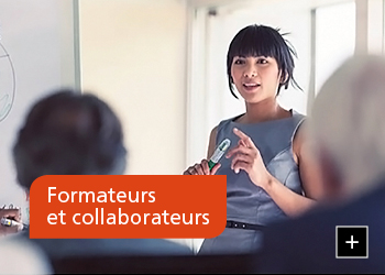 Formateurs et collaborateurs