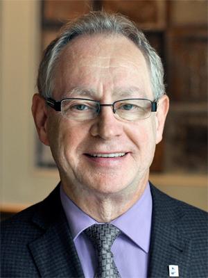 Claude Ménard – Président du Regroupement provincial des comités des usagers